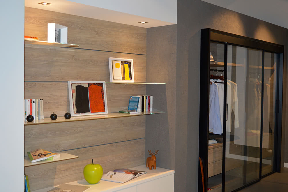 Showroom Biotteau design contemporain